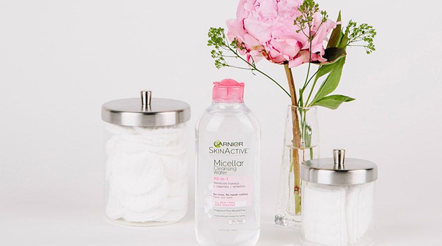 O que é agua micelar? | Quais são seus benefícios pra pele?